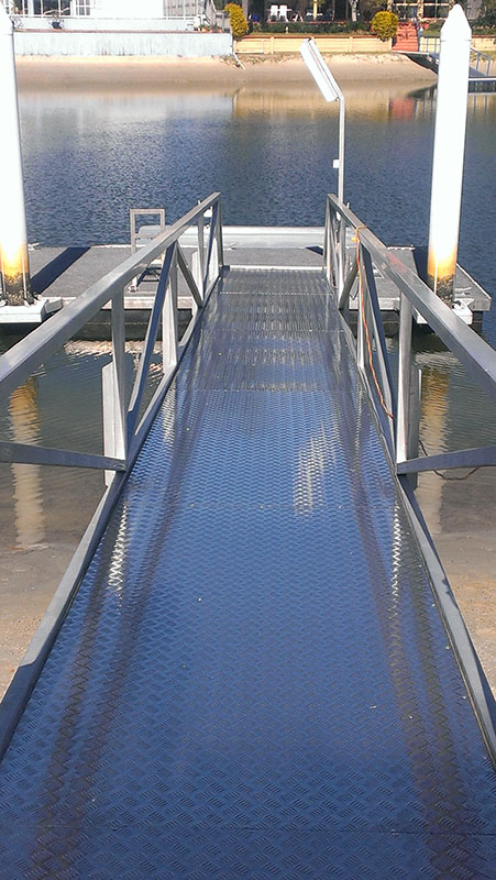 Pontoon Repairs Dw Marine Solutions